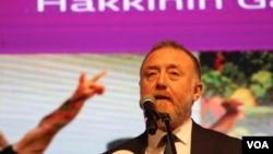 HDP eş başkanı Sezai Temelli