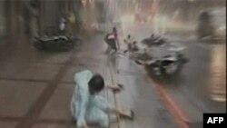 Тайфуны могут снизить частоту землетрясений