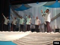 Kwakuncane indawo eHillbrow Theater