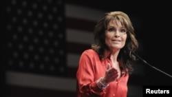 ທ່ານນາງ Sarah Palin ອະດີດເຈົ້າເມືອງໆວາສີລາແລະຜູ້ວ່າການລັດອາລັສກາ