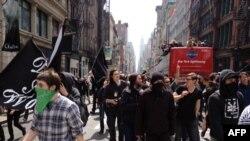 درخواست جنبش اشغال وال استريت برای اعتصاب عمومی در روز کارگر به حقيقت نپيوست