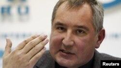 Вице-премьер Дмитрий Рогозин (архивное фото)