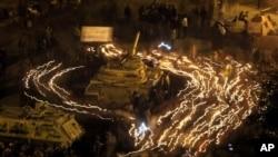 قاہرہ کا التحریر اسکوائر