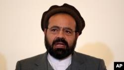 امین کریم، سخنگو و عضو هیات مذاکره کنندۀ صلح حزب اسلامی با حکومت افغانستان