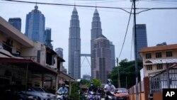 မေလးရွားႏိုင္ငံ Kuala Lumpur ၿမိဳ႕ (ဧၿပီ ၁၅၊ ၂၀၂၀)