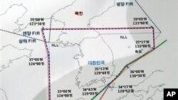 Bản đồ vùng nhận dạng phòng không mới thiết lập của Nam Triều Tiên.