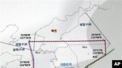 Novo proširena odbrambena zona Južne Koreje 8. decembar, 2013.