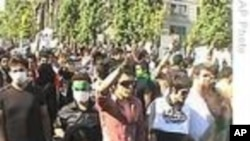 Protests And Violence In Iran