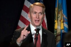 "Sen. James Lankford, R-Oklahoma, doesn't ""know enough about each of the 10 points (on Trump's immigration agenda) to know what breaks down legislatively and administratively."""