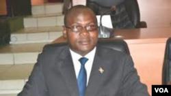 Umuyobozi w'ishirahamwe CNIDH, Jean Baptiste Baribonekeza