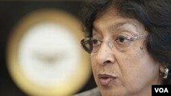 Ketua Komisi Tinggi HAM PBB, Navi Pillay mendesak penutupan penjara Guantanamo yang dinilainya melanggar HAM internasional.