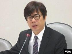 Chen Qi-Mai(Chen ChiMai), DPP legislator