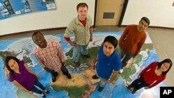 Jumlah mahasiswa asing yang kuliah di Amerika mencapai 1, 08 juta orang, meningkat tiga oersen dari tahun lalu. (Foto: ilustrasi).