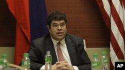 U.S. Deputy Secretary of the Department of Treasury Neal S. Wolin