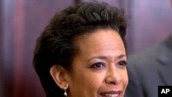 로레타 린치 미 법무장관 지명자