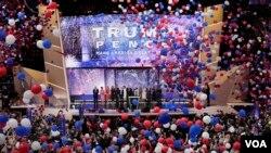 Завершення Національного з'їзду Республіканської партії