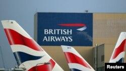 """Hãng hàng không Anh cũng đã ngỏ lời """"xin lỗi các hành khách""""."""