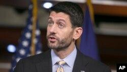 Paul Ryan, presidente de la Cámara de Representantes insiste que no es suficiente tiempo para lograr un acuerdo definitivo.