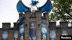 2017 UEFA CHAMPIONS LEAGUE ဥေရာပခ်န္ပီယံလိဂ္ဖလား ေနာက္ဆုံးဖုိင္နယ္