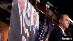 謝安達等民主黨人2017年5月懷疑川普競選團隊與俄羅斯勾結(路透社)