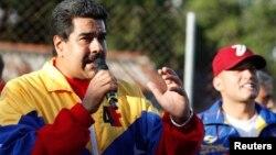 Nicolás Maduro habló al instalar Misiones en el estado de Carabobo.