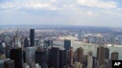 高楼大厦林立的纽约近来受到中国投资人的青睐
