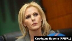 Речниця головного прокурора Болгарії Сійка Мілева