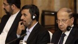 اظهار نظر دو مفسر در مورد سفر محمود احمدی نژاد به روستاهای حوالی مرز اسراييل