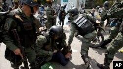 Durante las protestas que se registraron contra el gobierno de Maduro fueron documentados 38 casos de tortura