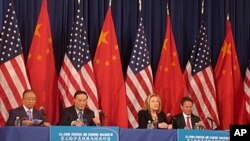 امریکا او چین د لوړې سطحې مذاکرات وکړل