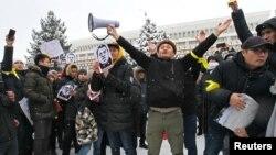 Бишкек, Кыргызстан. 25 ноября 2019 г.