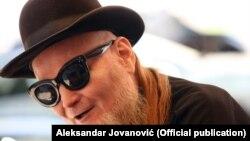 Umetnik Peđa Vranaševeć, Foto: Aleksandar Jovanović