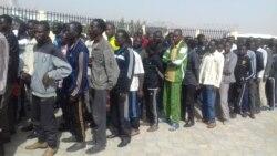 Reportage d'André Kodmadjingar, correspondant de VOA Afrique à N'Djamena
