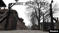 Нацистський табір смерті Auschwitz