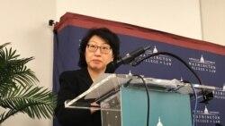 香港律政司长在美演说 赞司法独立