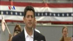 Reputasi Fiskal Kandidat Wapres Pilihan Romney - Liputan VOA untuk Kabar Pasar