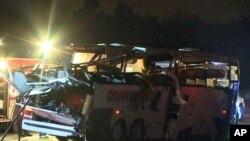 En noviembre de 2015 también se produjo una tragedia automovilística cercana al área de este último accidente, donde también hubieron víctimas fatales.