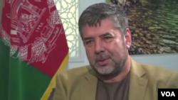 ښاغلی نبیل د افغانستان په تېرو ولسمشریزو ټاکنو کې کاندید و