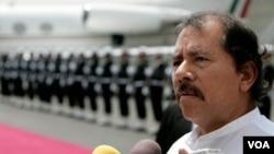 El presidente Daniel Ortega busca reelegirse en las próximas elecciones.