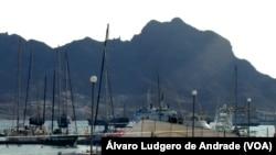 Cabo Verde, Baía do Mindelo