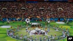 В России начался чемпионат мира по футболу-2018