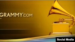لوگوی مراسم اهدای جوایز گرمی