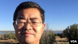 美国华人牧师、基督教人权机构对华援助协会特约评论员郭宝胜(脸书图片)