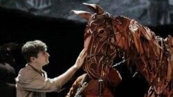 """A scene from """"War Horse"""""""