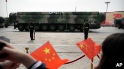 United States China Nuclear