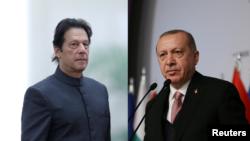 ترکی کے صدر نے اقوام متحدہ میں اپنی تقریر کے دوران تنازع کشمیر کے حل پر زور دیا تھا۔