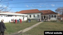 Dom kulture u Lapljem selu