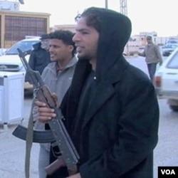 Pobunjenik u Musaidu, Libija