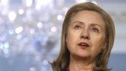 کلینتون خشونت در لیبی را محکوم کرد
