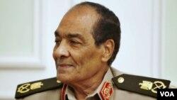 مصر کے وزیر دفاع، فیلڈ مارشل حسین طنطاوی